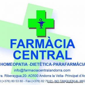 "Farmacia Online. Farmacia Central Andorra es tu farmacia online de confianza. Tenemos Homeopatía, Medicamentos, parafarmacia, flores de Bach, suplementos. Farmacia Online Andorra. Parafarmacia Online en Andorra. Homeopatia Andorra. Farmacia online barata. Descubre nuestro catálogo de ofertas y novedades. Farmacia Andorra: Farmacia Central Andorra online, especialistas en medicamentos internacionales y novedades. Farmacias de Andorra. Farmacia Andorra Central, la parafarmacia online donde comprar, entre una amplia oferta de productos, los mejores fármacos de Andorra al mejor precio. La FARMACIA DE ANDORRA - Farmaceúticos desde Farmacia Online de Andorra Farmacia de Andorra | Farmacia Online Farmàcia Central Andorra, tras sucesivas mejoras y ampliaciones se ha convertido en un amplio espacio dedicado a la salud y un pilar de confianza y seguridad para todos los usuarios de Andorra, España y Francia. Desde 2006 Farmàcia Central ofrece servicio también a través de Internet como farmacia online. Compre de forma segura artículos de parafarmacia con total garantía de autenticidad. Solicitenos información sobre cualquier producto de para farmacia o medicamento siempre con receta y nosotros le informaremos! Envíe su consulta por e-mail o por WhatsApp. Nuestros productos: En Andorra se comercializan todos los medicamentos internacionales que se encuentren aprobados en otros países del mundo, como por ejemplo EEUU, Francia, Alemania, etc. Además, gracias a la diferencia de fiscalidad de nuestro país, usted podrá beneficiarse de un importante diferencial de precio en comparativa con farmacias de otros países del mundo, además de la seriedad y la solvencia de las Farmacias Andorranas, donde usted siempre encontrará medicamentos originales. Podemos ofrecerle Medicamentos internacionales: Melatonina, KH3, Aspirine Upsa, Varivax, Varilix, Baume Saint Bernard, Buccalin Berna, Contractubex, Viagra con receta medica, Cialis con receta medica, Levitra con receta medica, Genericos, Osteobliflex, Ostenil, Xenical, Alli, Satiété, etc. Homeopatía: Weleda, Heel, Boiron. Gránulos homeopáticos. Homeopatía para bebés, Oscillococcinum, labcatal, etc. Información de novedades y medicamentos internacionales de importación, de cualquier especialidad: terapias naturales, complementos alimenticios, deporte, novedades en tratamientos de farmacia para belleza, mesoterapia, medicina estética, cosmética natural, antienvejecimiento y menopausia. Farmacia Andorra | Farmacia Online los mejores medicamentos internacionales para tratar tabaquismo, menopausia, disfunción sexual. Antioxidantes y complejos vitamínicos, Alopecia, Obesidad, etc. Artículos de parafarmácia y dermofarmácia: Darphin, Korff, Institut Estherderm, Ahava, Vichy, Pierre Fabre, Sensilis, La Roche Posay, Lierac, Phyto, Unibell, Roche Gallet, Galenic, Eucerin, Biotherm, Nuxe, Compra productos de calidad para el cuidado de la piel respaldados por la ciencia en Skinceuticals. Phyto Corrective Gel de SkinCeuticals Para el doctor Miguel Sánchez Viera, director de Instituto Dermatología Integral, este gel oil free está indicado para todo tipo de pieles. ""Posee propiedades calmantes y antiinflamatorias. Además, tiene una acción despigmentante por su concentración en glucósidos vegetales"". Ortopedia y complementos: Calzado, medias de compresión y ortopedia de sujeción, inmovilización y termoterapia. Marcas: Sabatini, Loren, Saturno. Hydraphase Intense Ligera de La Roche-Posay La suele recomendar el dermatólogo Eduardo López Bran para pieles sensibles, normales o mixtas. ""Ofrece una intensa hidratación de acción prolongada con efecto calmante. No contiene elementos alergizantes (lanolina, fragancias, filtros...). Day Sense SPF 30 de Endocare Este fluido hidratante y regenerador es una de las recomendaciones de Eduardo López Bran, director de Clínica Imema, para las pieles sensibles. ""Aporta hidratación, tiene acción suavizante y antienvejecimiento y una alta protección frente a radiaciones UV SPF 30"", nos cuenta el dermatólogo. Por su parte, la doctora María Reyes García de la Fuente, dermatóloga de Hospital Vithas Montserrat, la recomienda para pieles que acaban de entrar en la edad adulta e insiste en sus beneficios antioxidantes. ""Es idónea como producto de día para la protección, prevención y tratamiento del fotoenvejecimiento cutáneo de todo tipo de pieles"". Gelcream Biorepair de Endocare ""Esta crema la recomiendo porque tiene una textura gel crema muy suave y ligera que, además, proporciona una muy buena hidratación, estimula la regeneración de la piel y aporta antioxidantes con la finalidad de que el tratamiento sea más completo"", nos cuenta la doctora Raquel Andreu, especialista en medicina estética y coordinadora de la Plataforma Láser de Iderma (Instituto de Dermatología Avanzada). Tolérance Extrême d'Avène Esta crema es una de las recomendaciones para pieles sensibles e intolerantes de la doctora Celia Posada García. ""Su fórmula minimalista, basada en un alto porcentaje de agua termal y agentes calmantes e hidratantes en un envase estéril, es una línea muy adecuada para aquellas pieles muy intolerantes"". Dermo PURIFYER Cuidado Hidratante de Eucerin Esta emulsión ligera con acción antiinflamatoria y anti bacteriano, es una de las recomendaciones para pieles con tendencia acneica de la doctora Cristina de Hoyos, de Clínicas Ceta. ""No aporta nada de grasa a la piel pero cubre las necesidades de hidratación diaria"", nos explica. DermoPURIFYER Cuidado Hidratante de Eucerin Esta emulsión ligera con acción antiinflamatoria y anti bacteriano, es una de las recomendaciones para pieles con tendencia acneica de la doctora Cristina de Hoyos, de Clínicas Ceta. ""No aporta nada de grasa a la piel pero cubre las necesidades de hidratación diaria"", nos explica. Gel crema Redox de Neostrata Esta crema es una de las recomendaciones antiaging de los dermatólogos. ""Es una crema no grasa con ácido glicólico y ácido cítrico. Tiene propiedades exfoliantes y renovadoras con un efecto antienvejecimiento. Además, contiene ácido hialurónico para una hidratación adecuada"", nos explica el doctor López Bran, director de Imema y jefe de dermatología del Hospital Clínico San Carlos de Madrid. Por su parte, Sánchez Viera, de Instituto de Dermatología Integral, resalta la presencia de ""principios activos como los alfahidroxiácidos y antioxidantes que actúan reduciendo arrugas, mejorando la textura de la piel y actuando contra los radicales libres""."