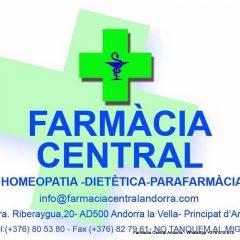 FARMACIA CENTRAL ANDORRA