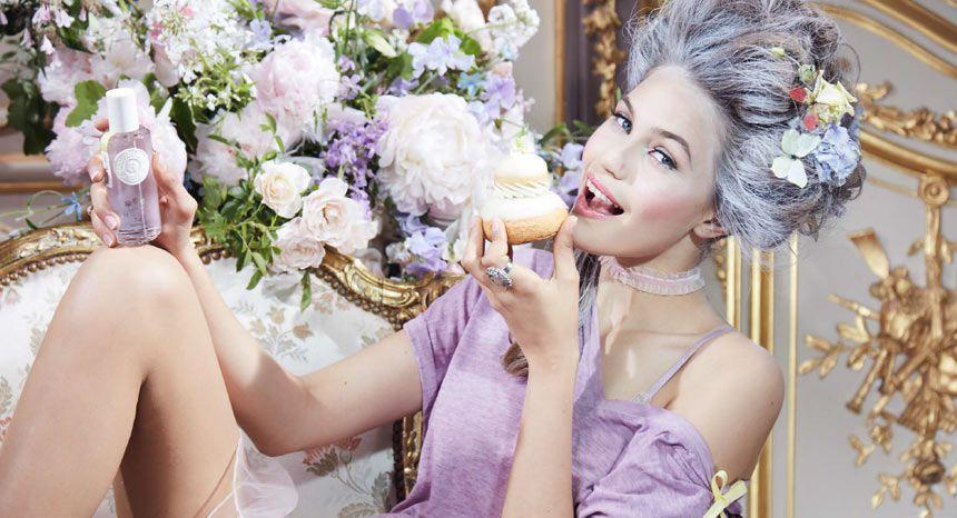 Thé Fantaisie de Roger & Gallet es una fragancia de la familia olfativa Amaderada Aromática para Mujeres. Esta fragrancia es nueva. Thé Fantaisie se lanzó en 2017. Las Notas de Salida son pino, limón (lima ácida), mandarina, naranja, geranio, cardamomo y cilantro; las Notas de Corazón son nuez moscada, palmarosa, esclarea, pimienta rosa y té negro; las Notas de Fondo son benjuí, sándalo, vetiver, cedro, bálsamo de copaiba y cipriol (nagarmota).
